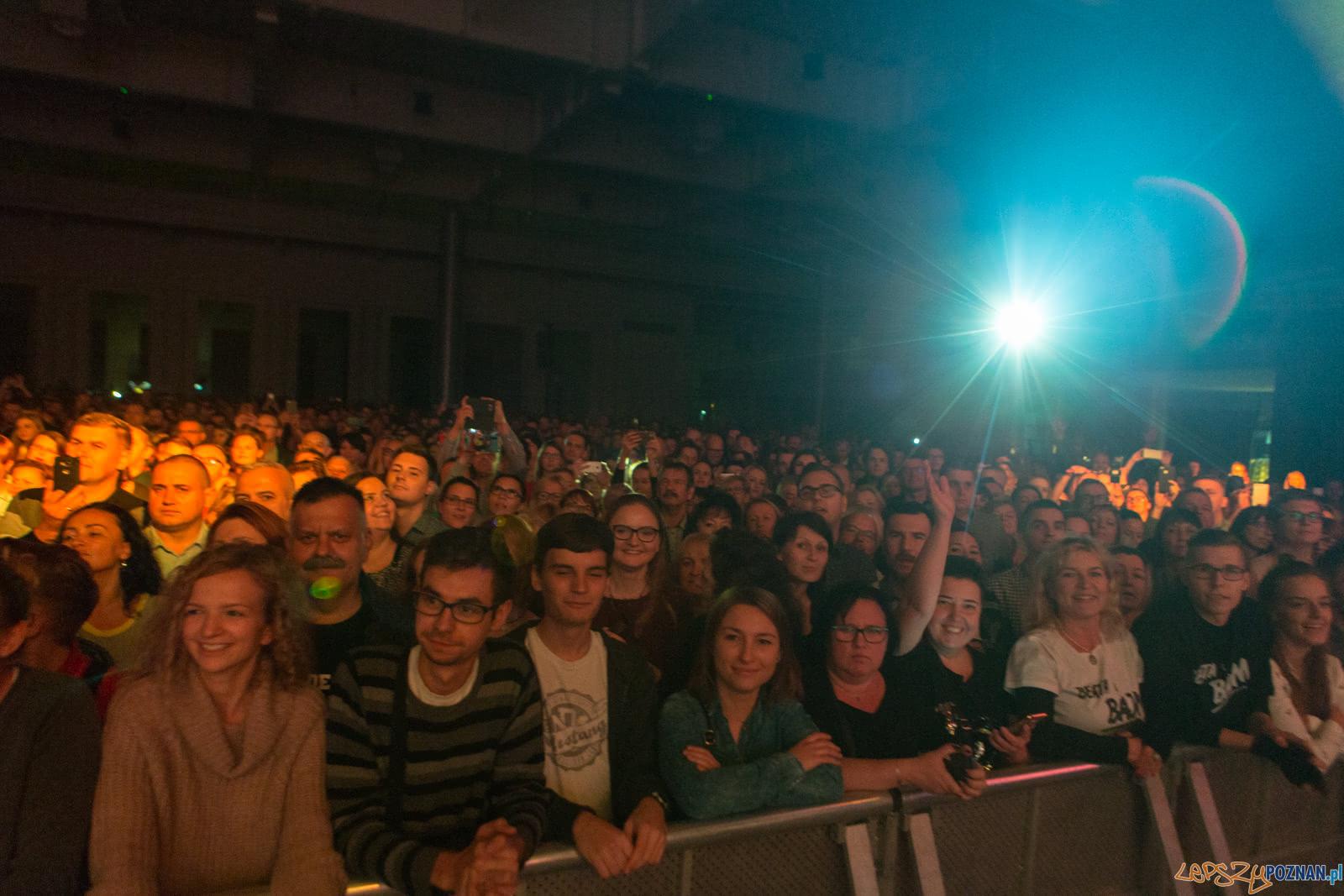 Beata i Bajm - 40-lecie - w hali 3A MTP - Poznań 13.11.2018 r.  Foto: LepszyPOZNAN.pl / Paweł Rychter