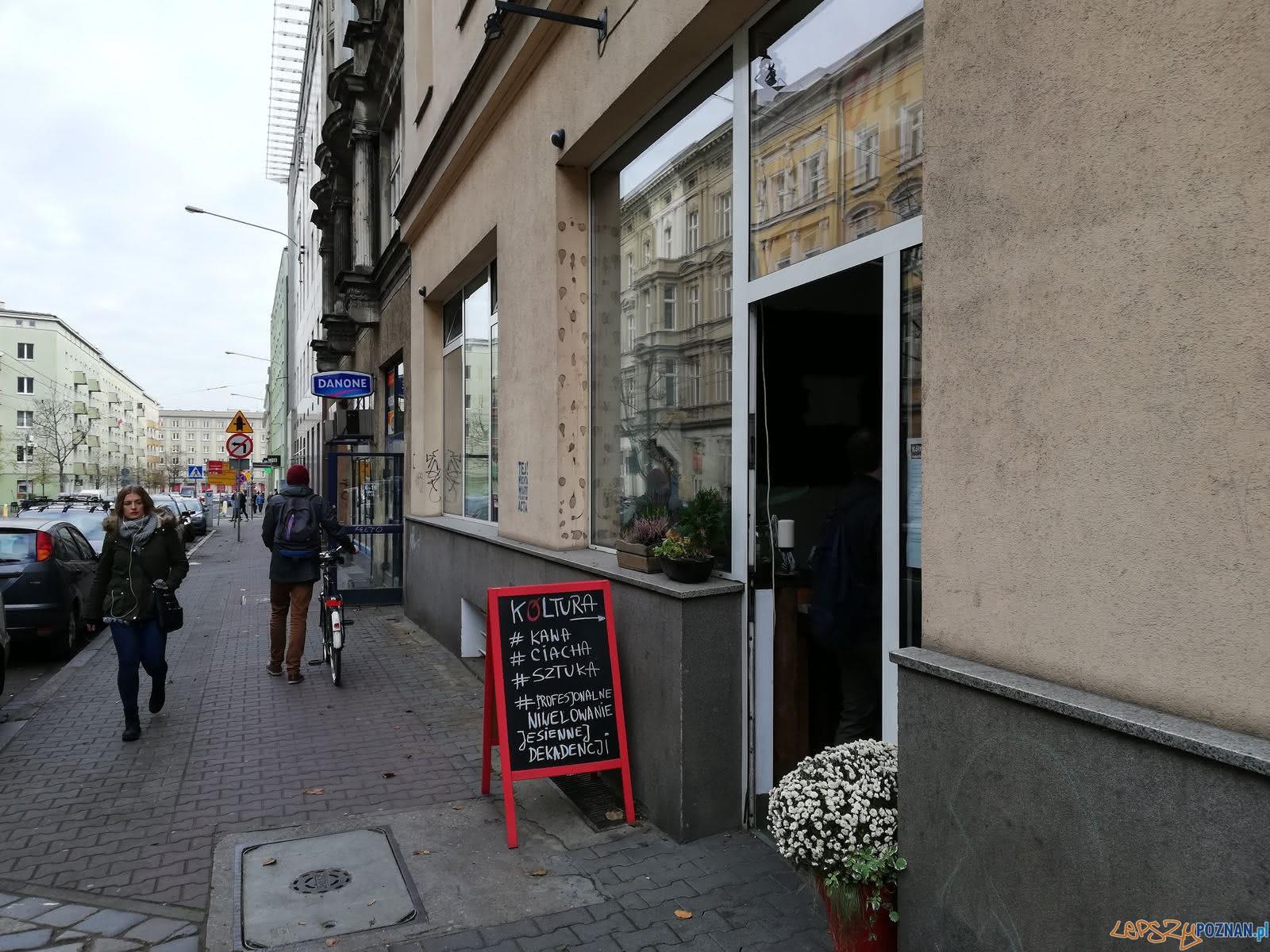 Kawiarnia Kóltura  Foto: T. Dworek