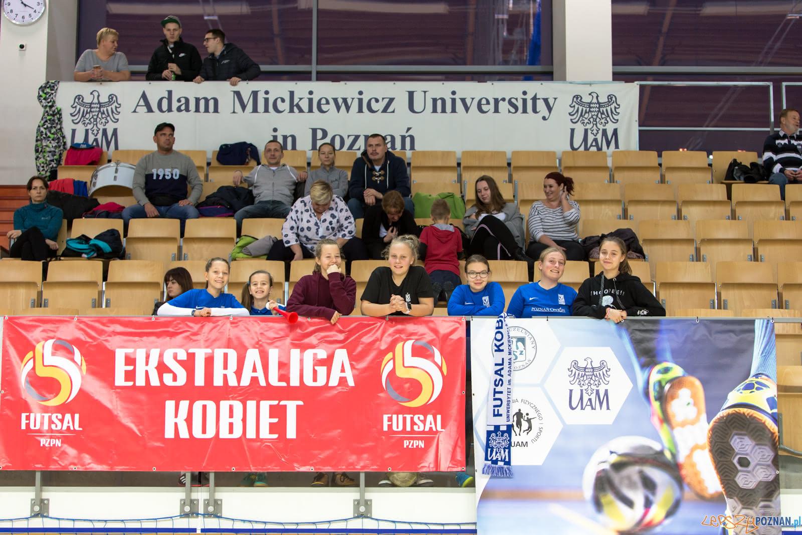 KU AZS UAM Poznań – AZS AWF Warszawa  Foto: lepszyPOZNAN.pl/Piotr Rychter