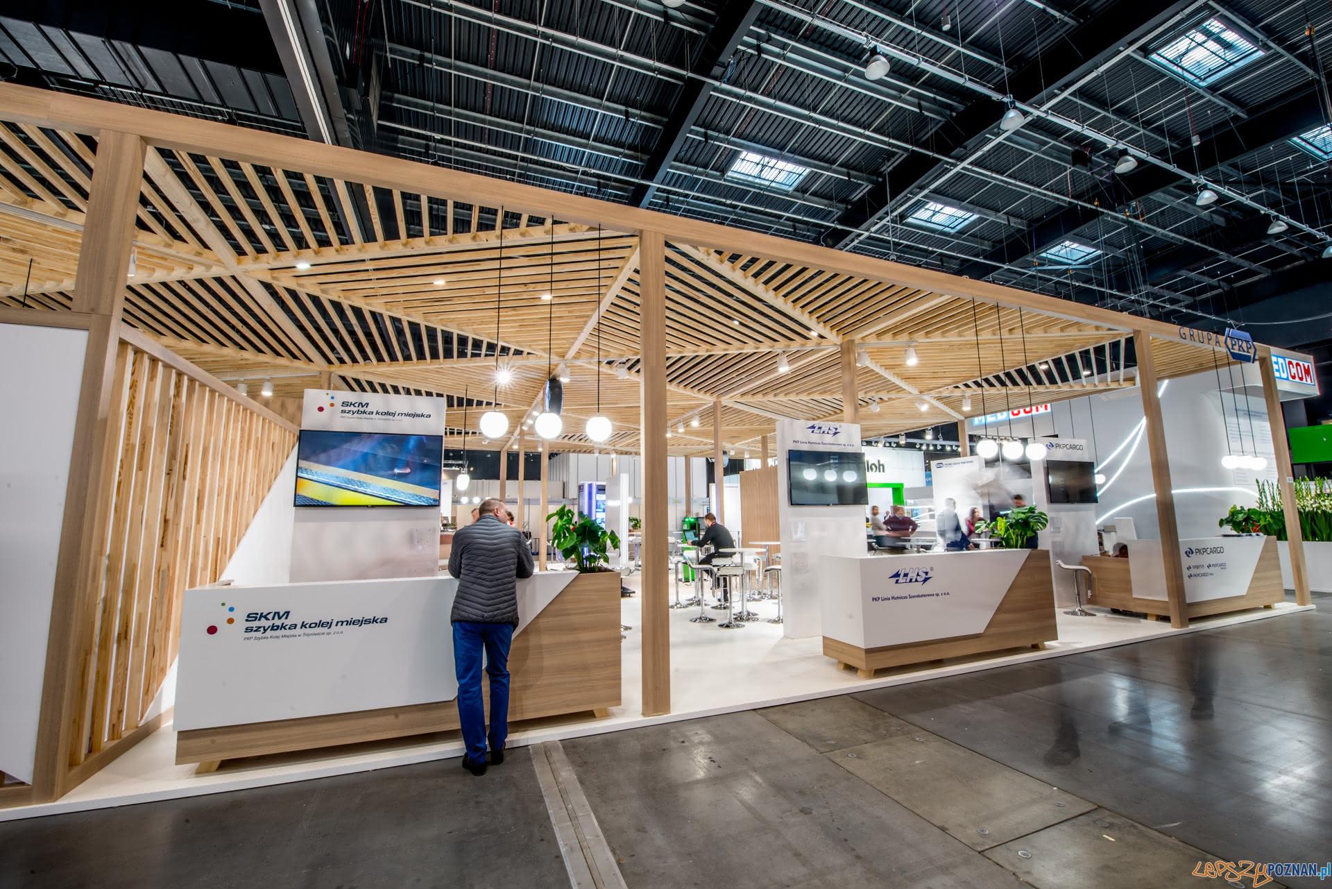 Smart Design Expo dla Grupy PKP 2  Foto: