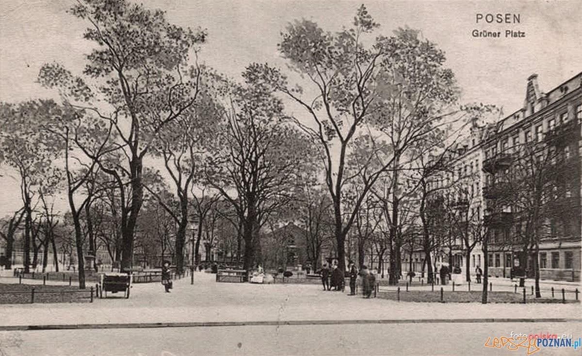 Zielone Ogródki, ok. 1910  Foto: fotopolska