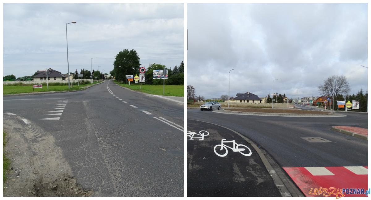 Nowa droga powiatowa (1)  Foto: Powiat Poznański - materiały prasowe