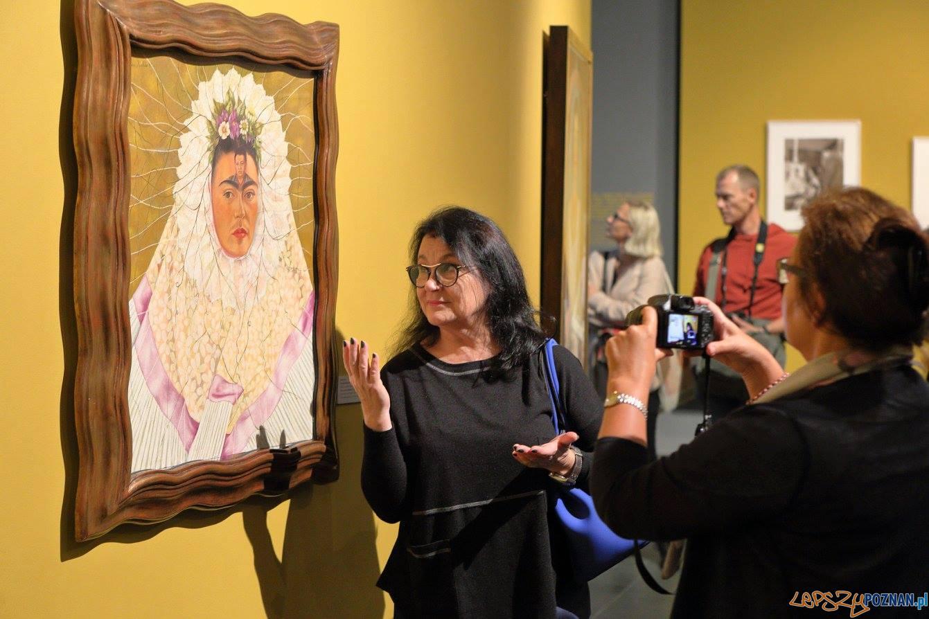 Frida Kahlo wystawa CK Zamek  Foto: materiały prasowe CK Zamek