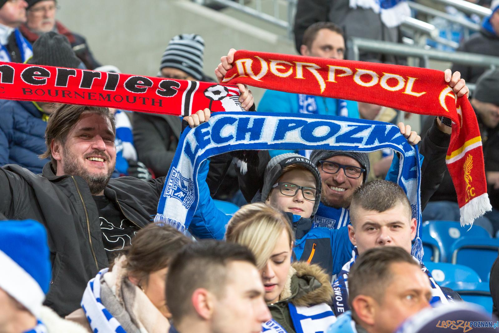 Lech Poznań - Zagłębie Lubin (najlepsi kibice na świecie)  Foto: lepszyPOZNAN.pl/Piotr Rychter