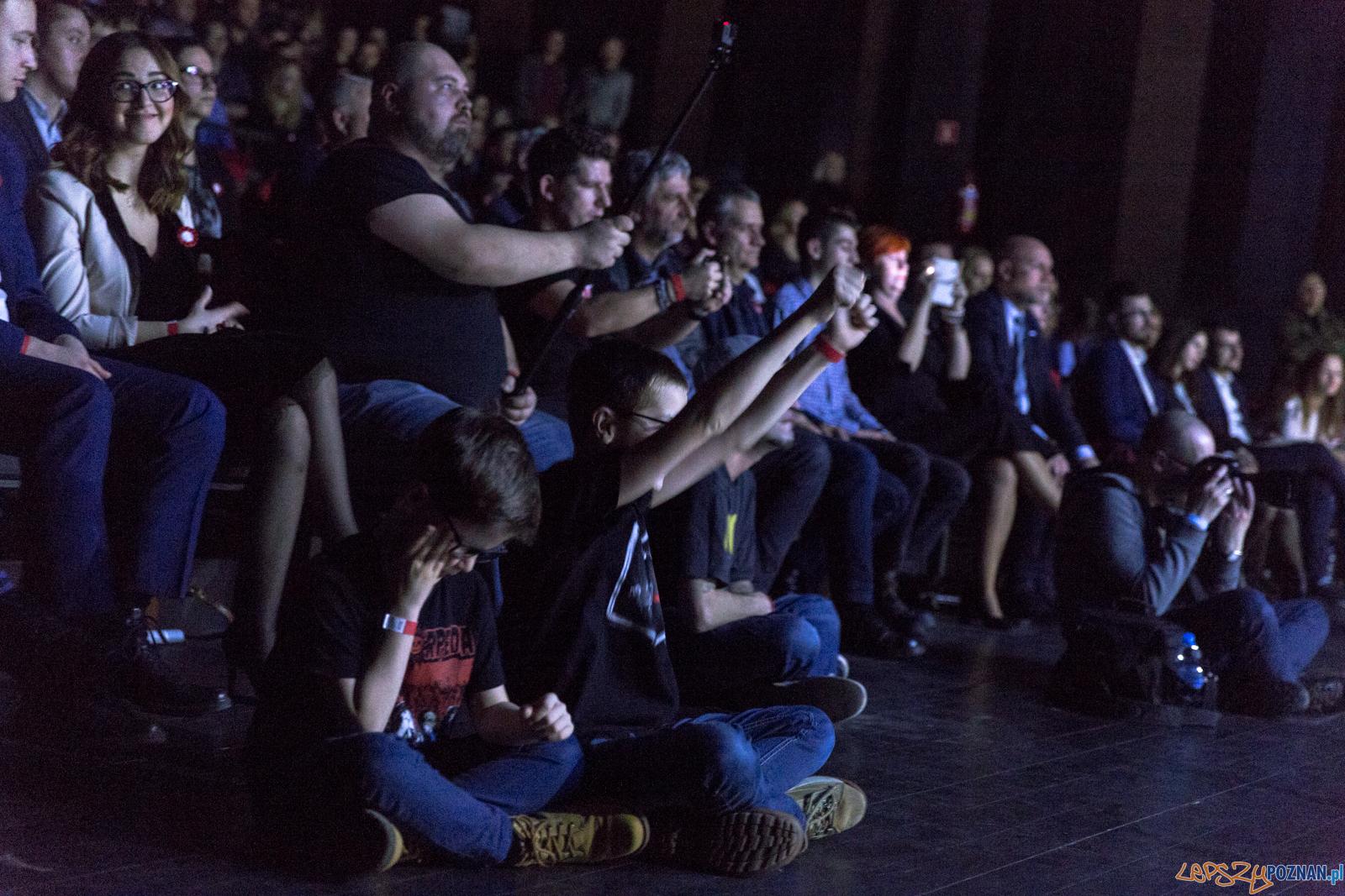 VIII Toast za Zwycięstwo! - Koncert Luxtorpedy! - Poznań 08.02  Foto: LepszyPOZNAN.pl / Paweł Rychter