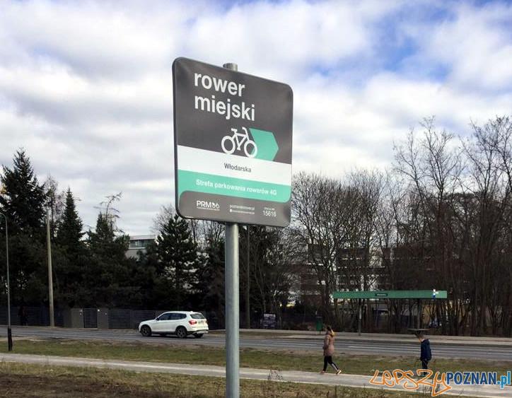 Poznański Rower Miejski 4G  Foto: materiały prasowe ZTM