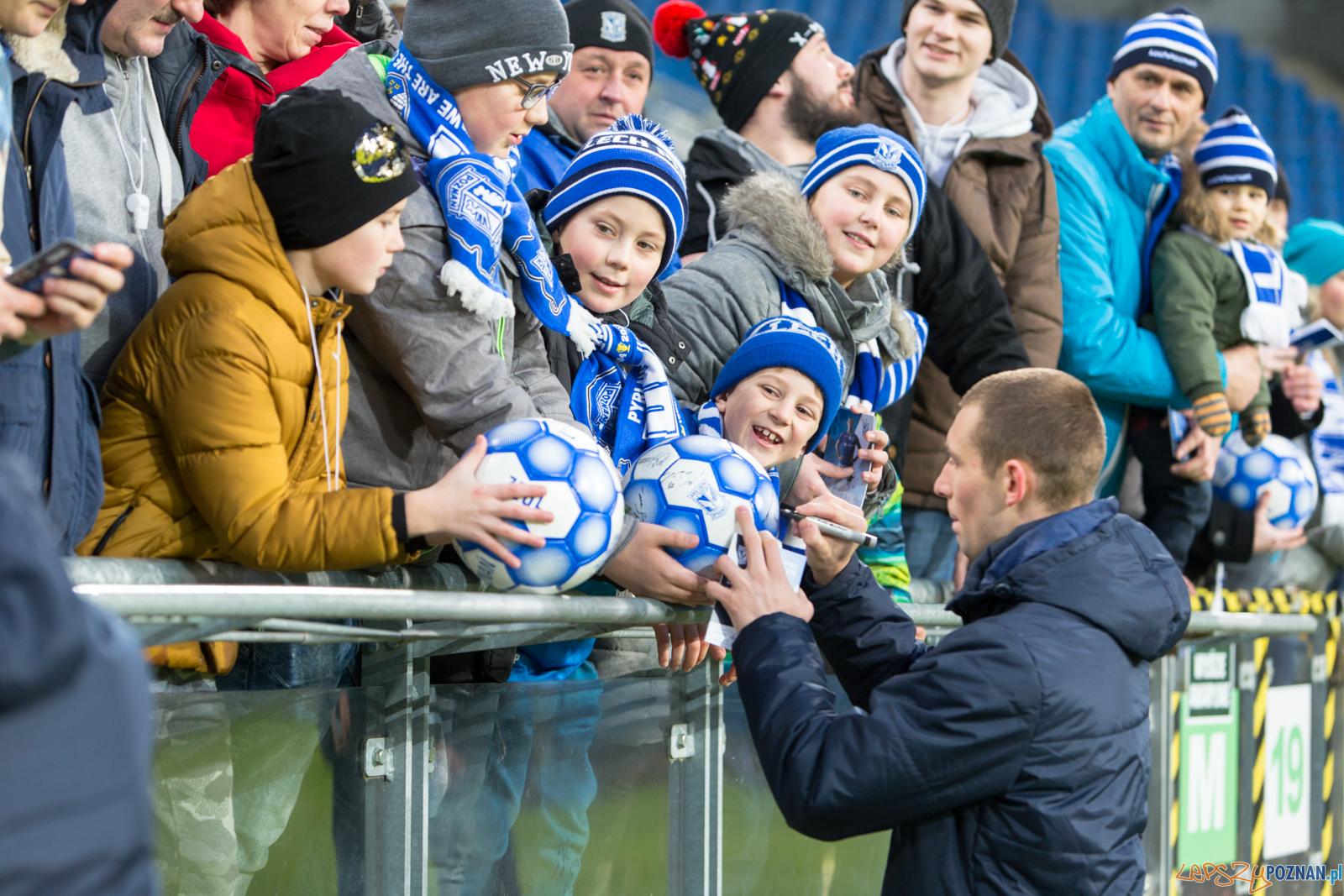 Pierwszy gwizdek na Stadionie Poznań  Foto: lepszyPOZNAN.pl/Piotr Rychter