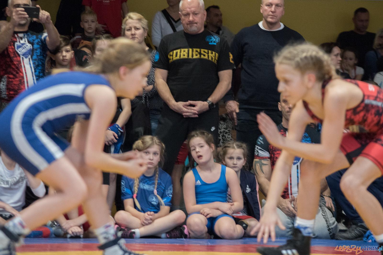 VII Memoriał Bogdana Brody - Zapasy Styl Klasyczny/Zapasy Kobie  Foto: lepszyPOZNAN.pl / Ewelina Jaśkowiak