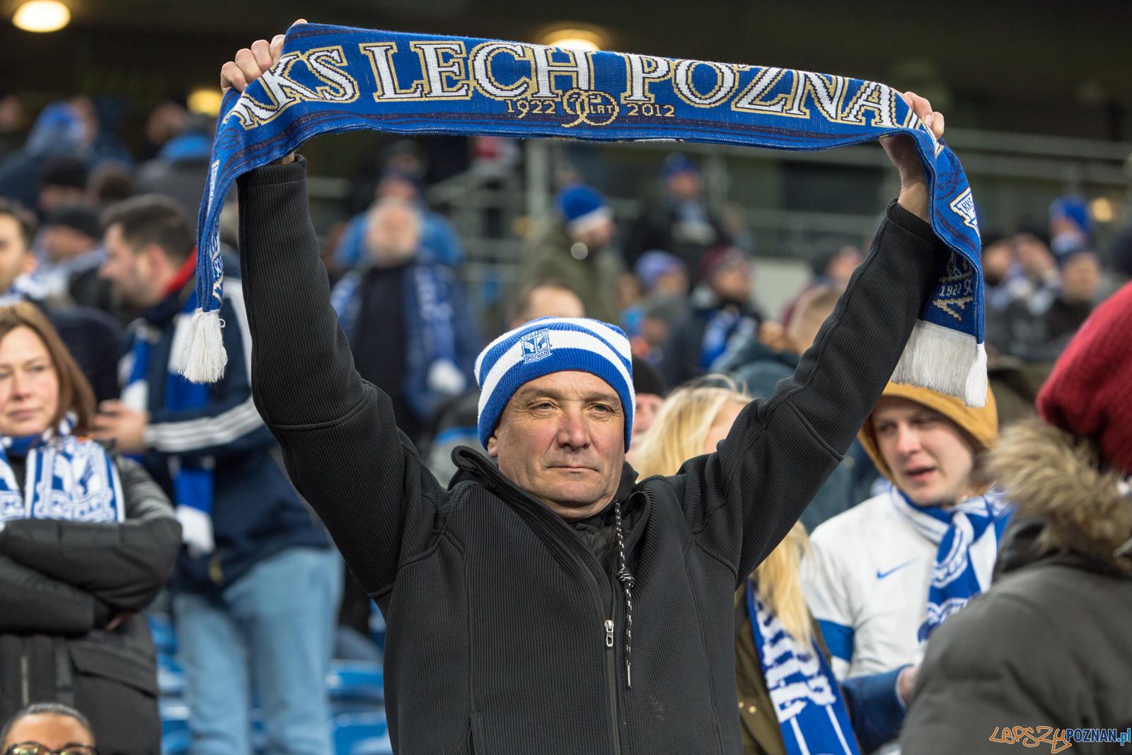 Lech Poznań - Legia Warszawa  Foto: lepszyPOZNAN.pl/Piotr Rychter