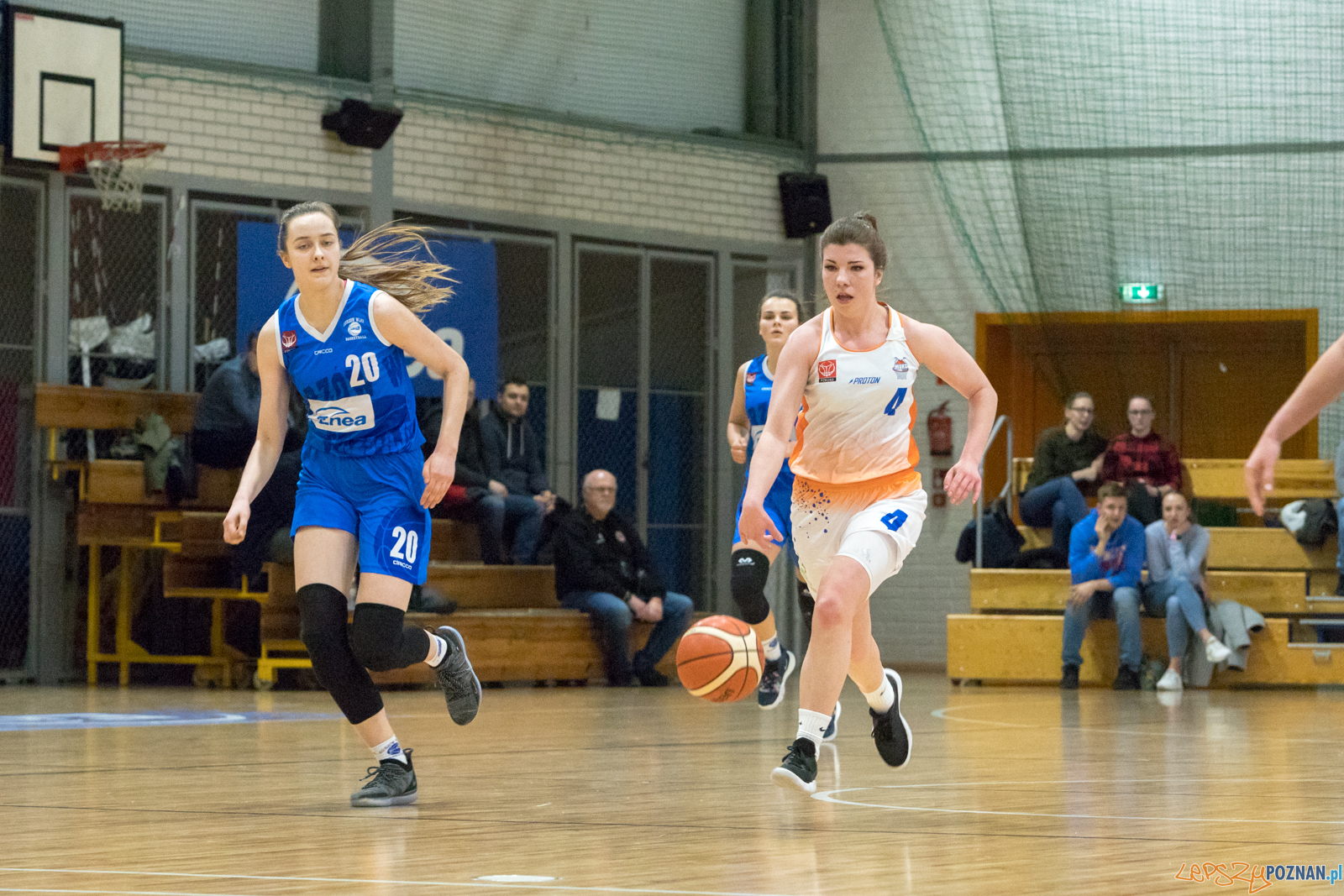 MUKS Poznań vs ENEA AZS AJP II Gorzów Wielkopolski Play Off  Foto: lepszyPOZNAN.pl/Piotr Rychter