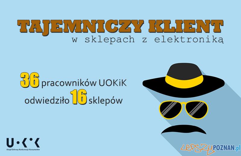 Tajemniczy klient UOKiK  Foto: materiały prasowe
