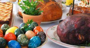 Święconka Wielkanoc  Foto: Muzeum Etnograficzne w Dziekanowicach