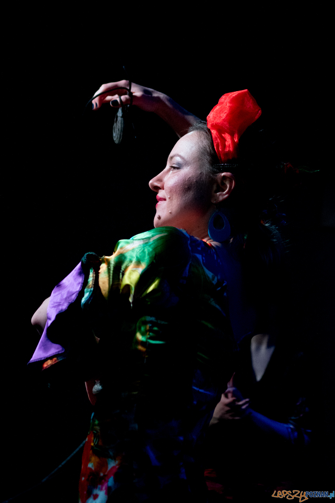 Entre Flamencos – koncert muzyki i tańca flamenco  Foto: lepszyPOZNAN.pl / Ewelina Jaśkowiak