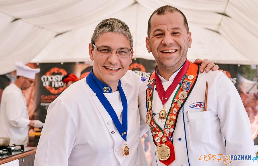 Tydzień Kuchni Bałkańskiej - Uros i Arjan  Foto: materiały prasowe PLOT