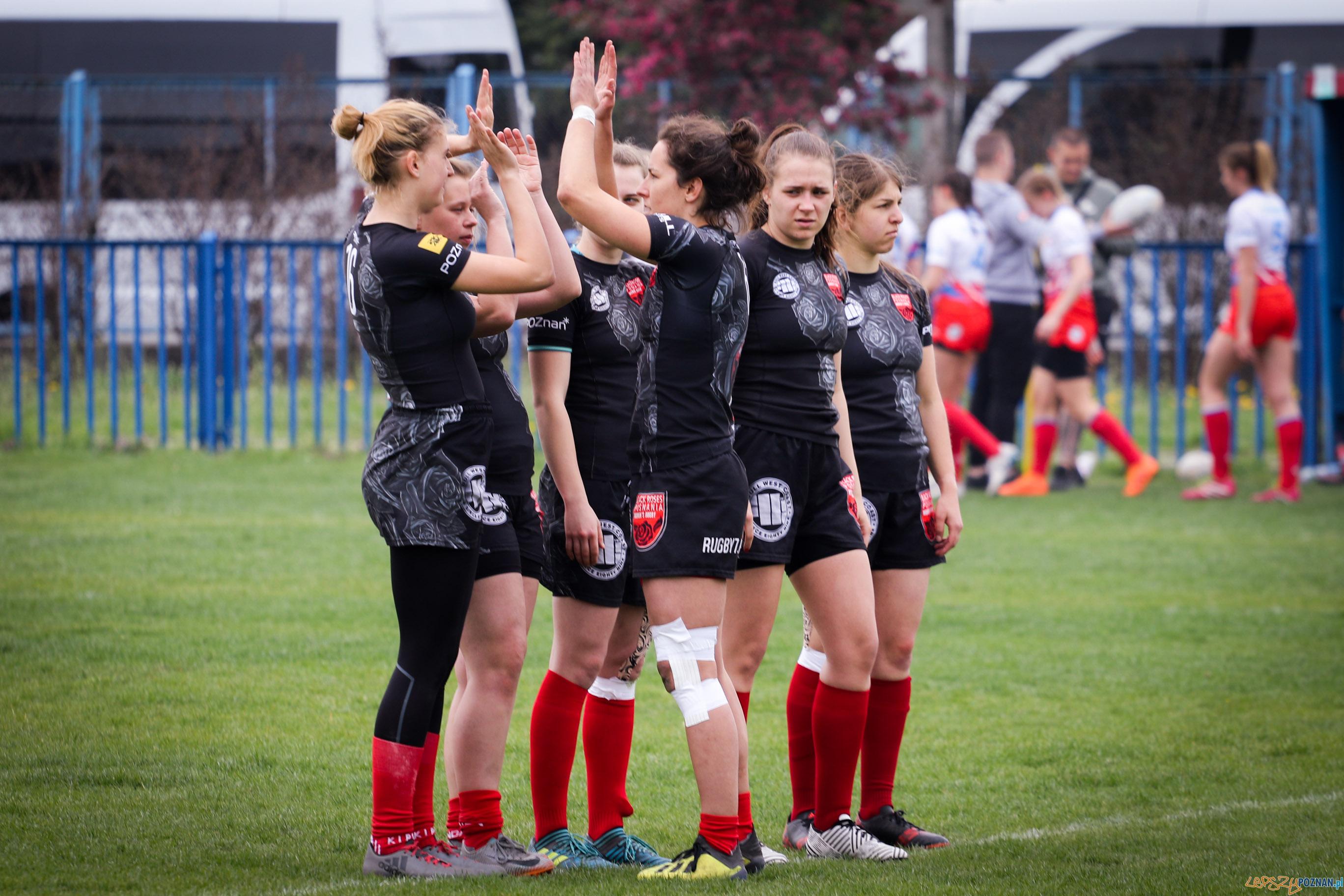 VI Turnieju Mistrzostw Polski Kobiet - Black Roses Posnania  Foto: materiały prasowe