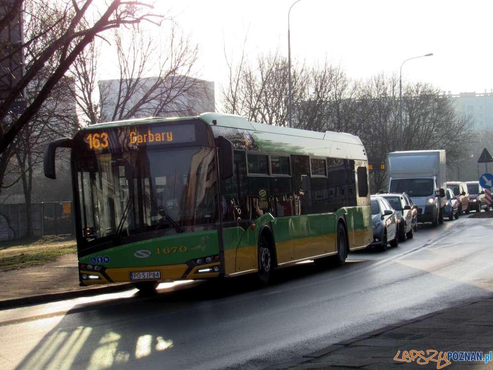 Autobus 163  Foto: ZTM