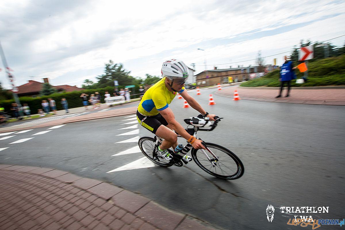 Triathlon Lwa Lusowo 2019  Foto: materiały prasowe