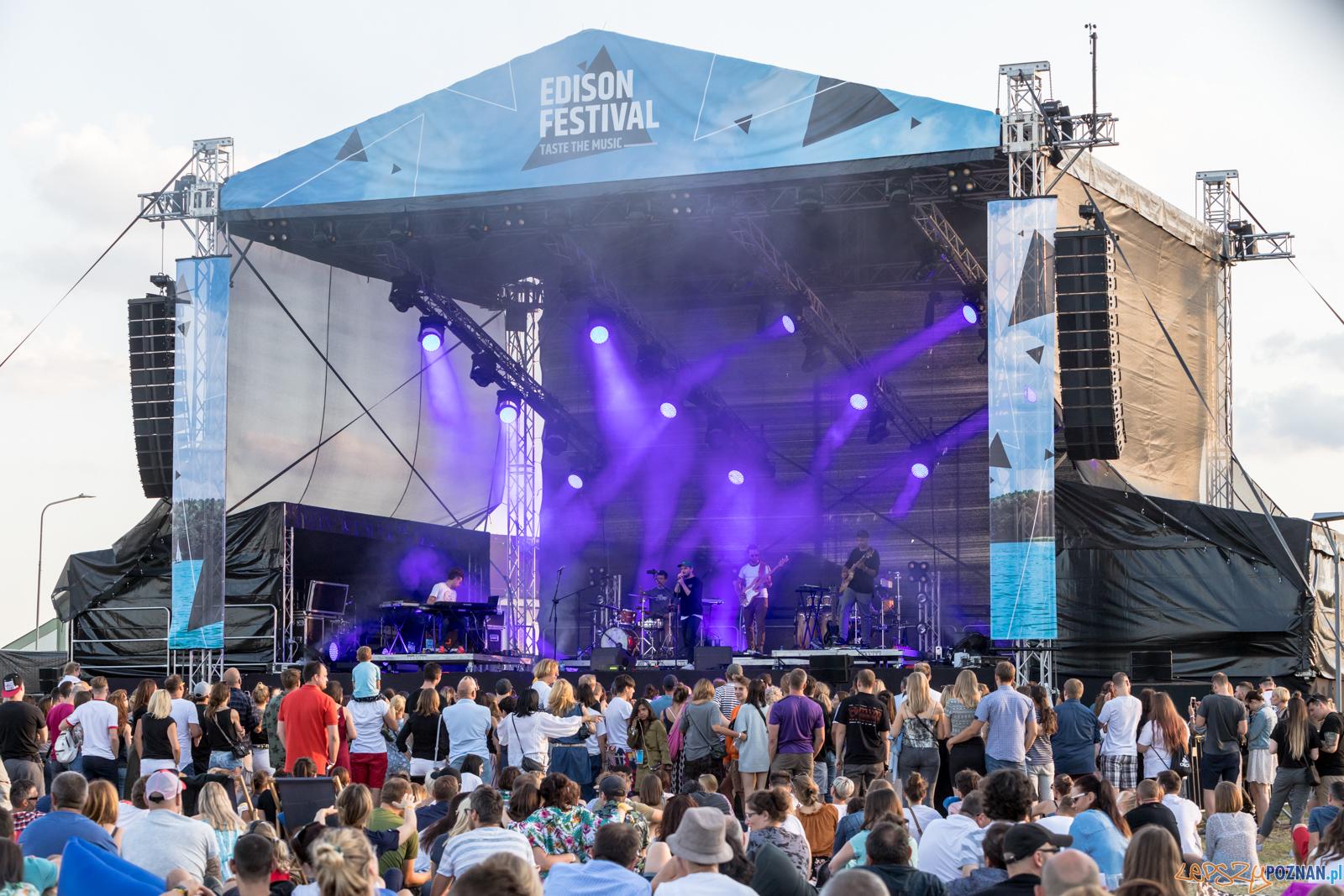 Edison Festival - Taste The Music - Bitamina  Foto: lepszyPOZNAN.pl/Piotr Rychter