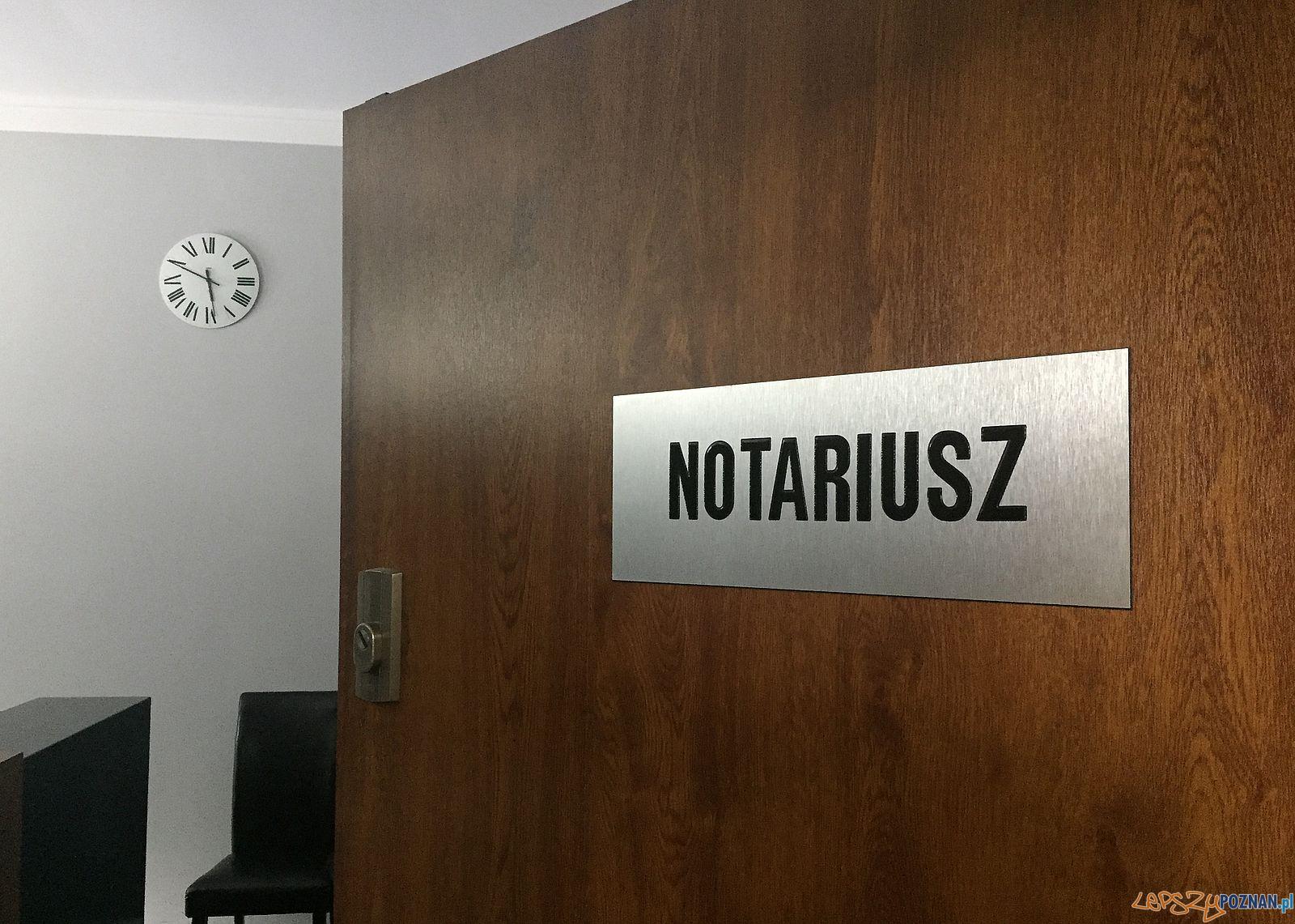 Notariusz - zdjecie ilustracyjne 1  Foto: materiały prasowe