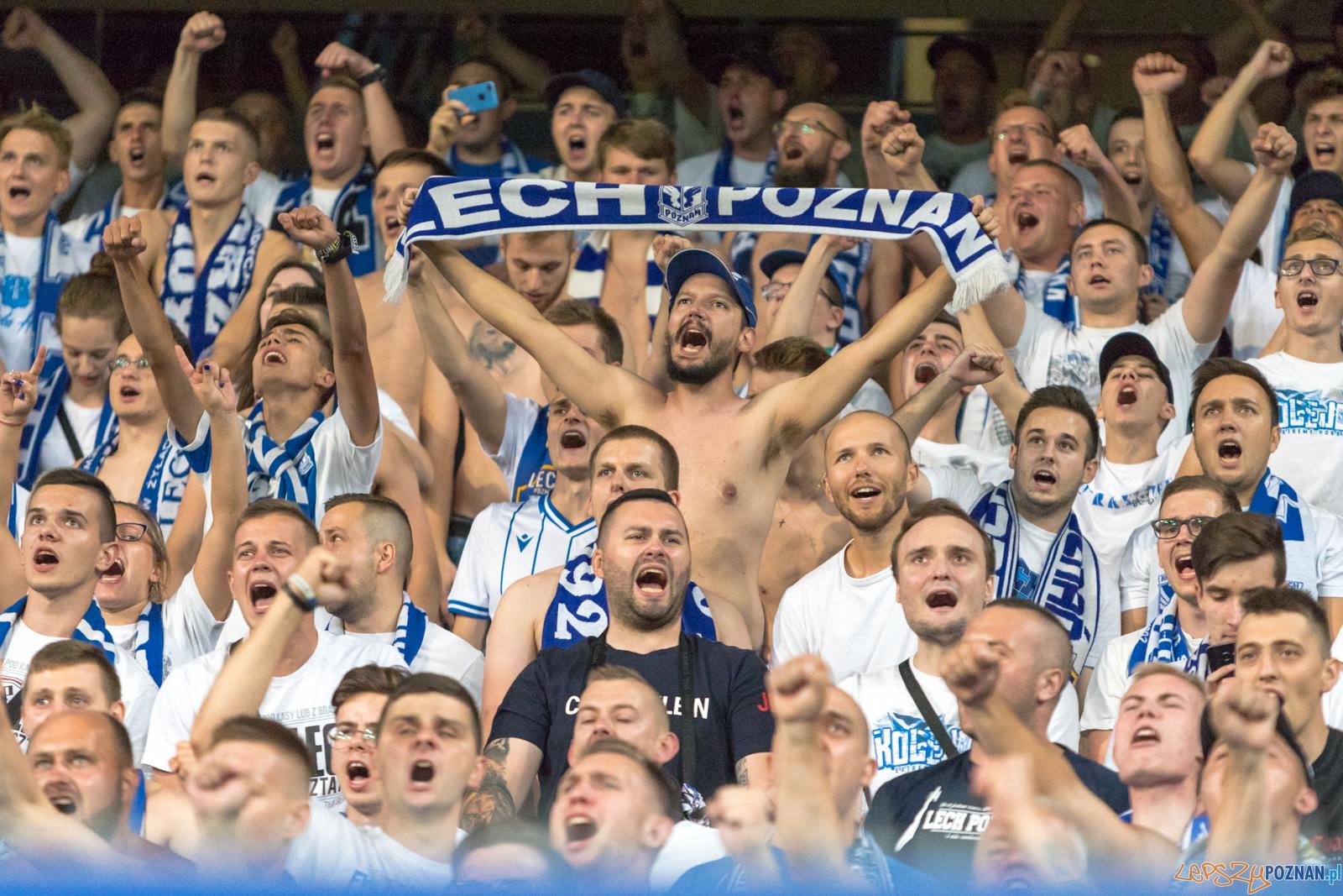 Lech Poznań - Wisła Płock (najlepsi kibice na świecie)  Foto: lepszyPOZNAN.pl/Piotr Rychter