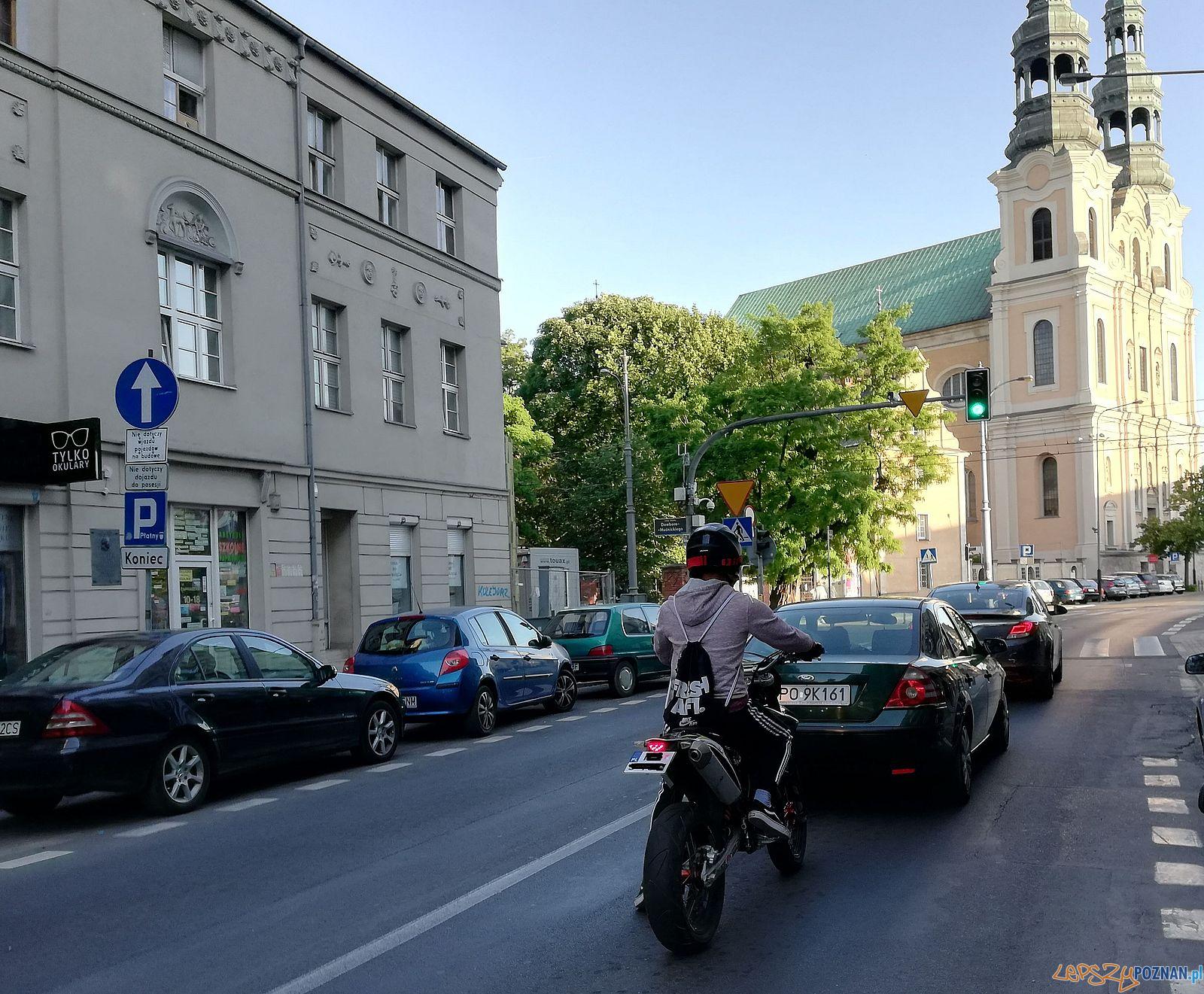Motory Garbary  Foto: Tomasz Dworek