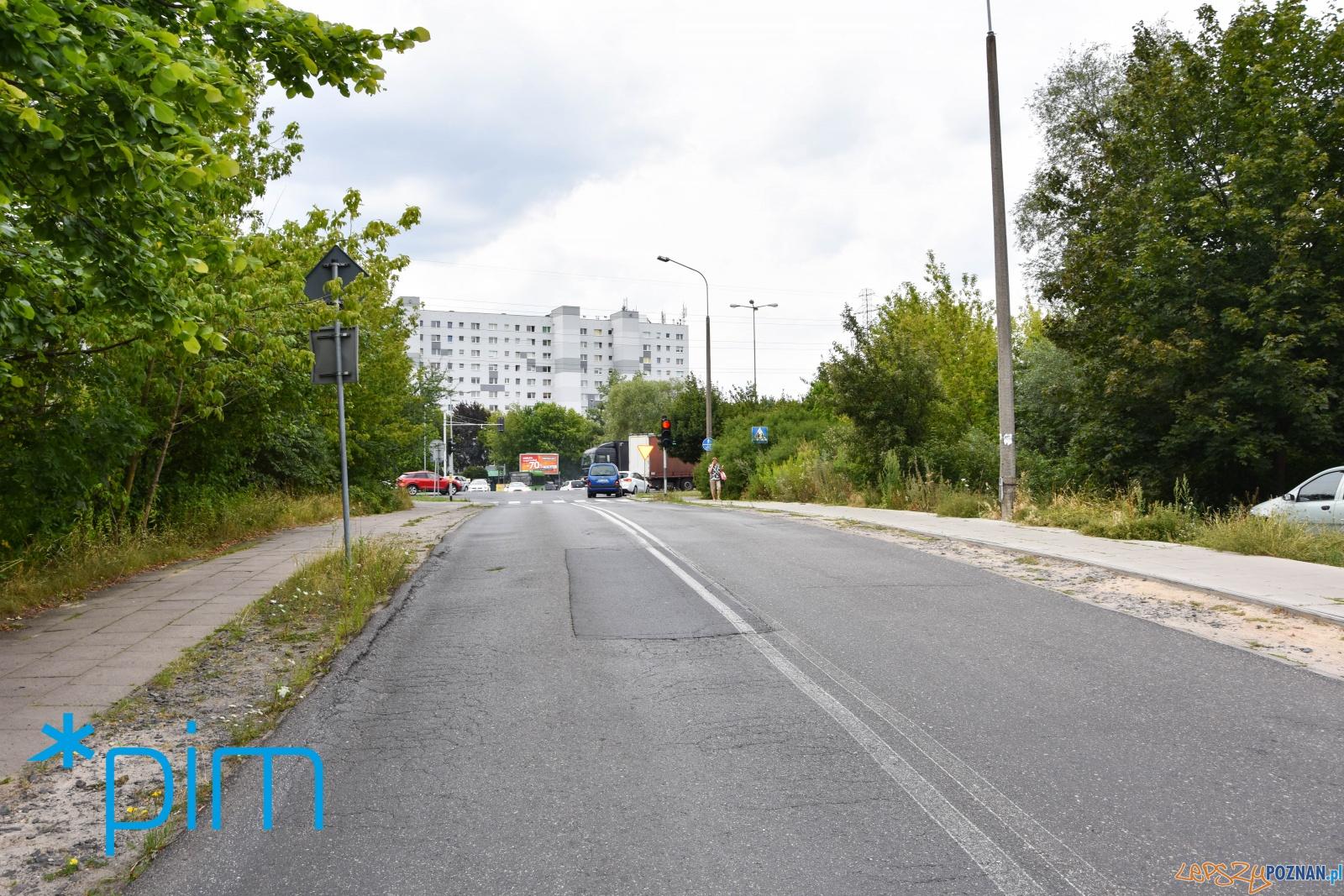 Przebudowa ulicy przy szpitalu na Szwajcarskiej  Foto: materiały prasowe / PIM