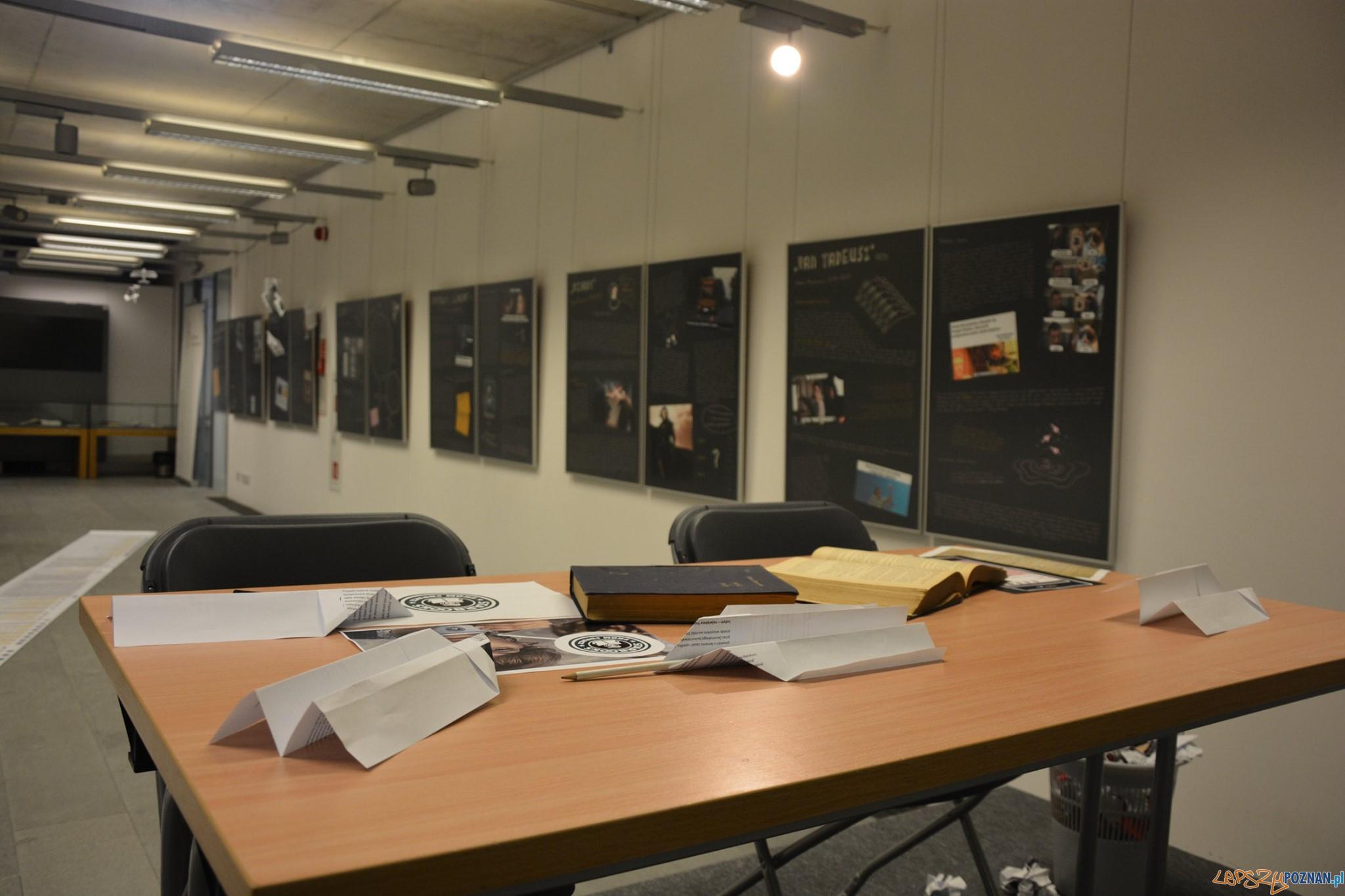 Biblioteka Raczyńskich - wystawa  Foto: materiały prasowe