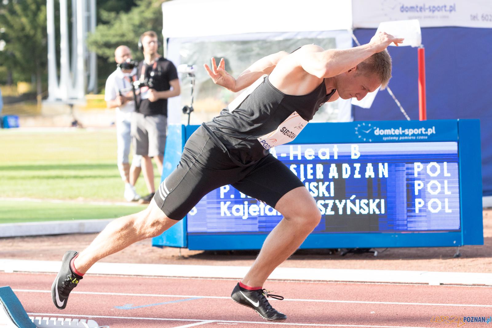 Grand Prix Athletics Poznań  Foto: lepszyPOZNAN.pl/Piotr Rychter