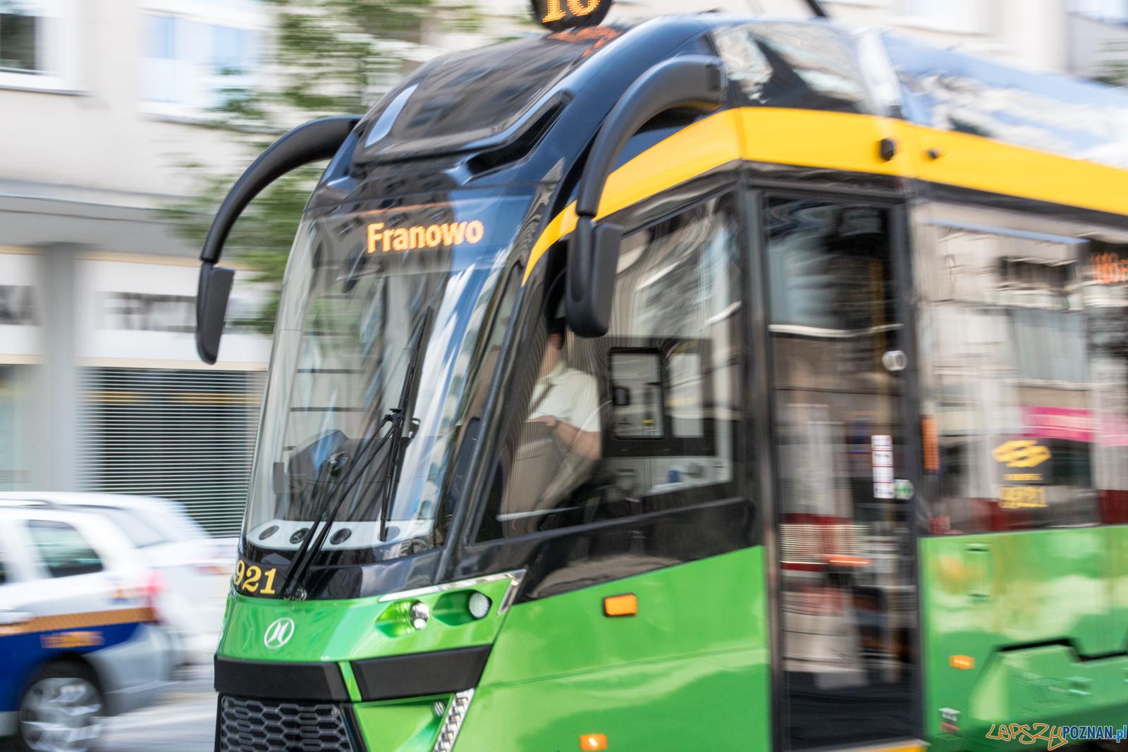 Tramwaj, bimba  Foto: lepszyPOZNAN.pl/Piotr Rychter
