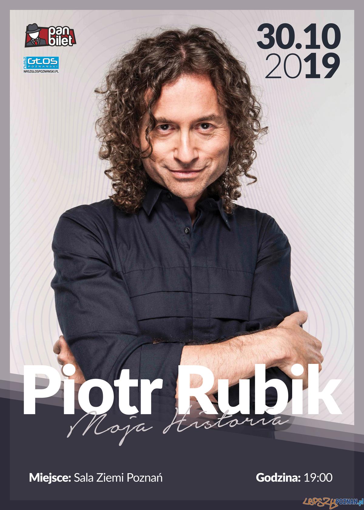 Piotr Rubik - Moja historia  Foto: materiały prasowe