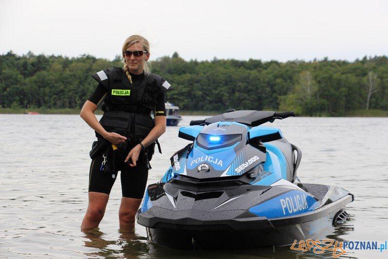 Nowe skutery poznańskiej Policji  Foto: materiały prasowe / KMP