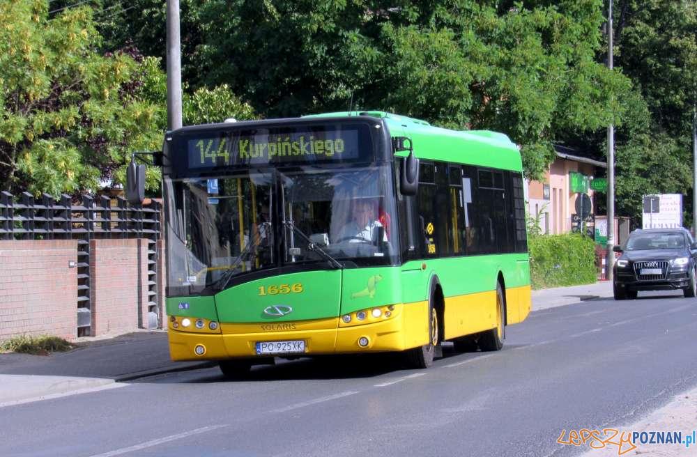 Autobus 144  Foto: ZTM