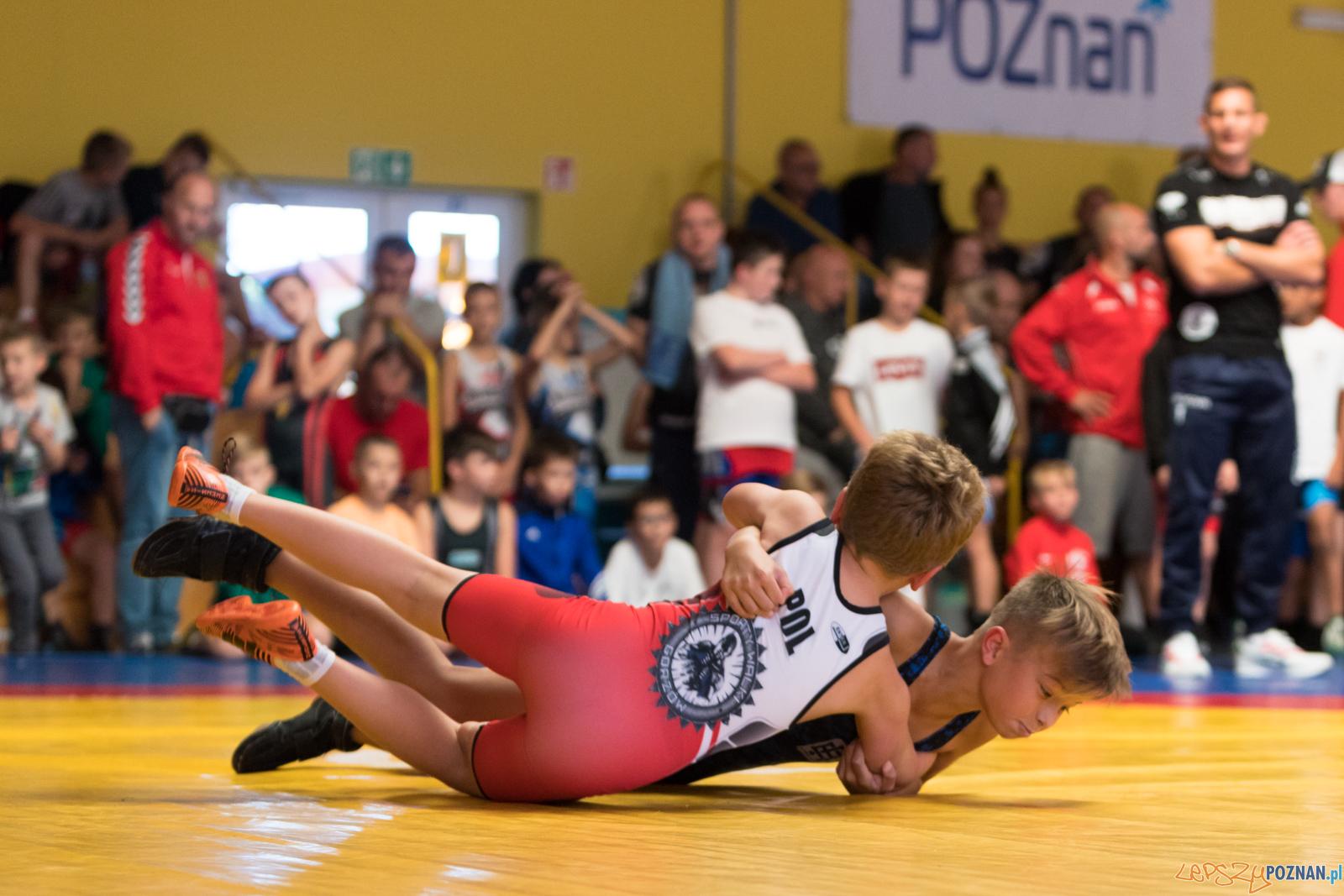 XIII Międzynarodowy Turniej ZapaśniczyMemoriał Józefa Moczy  Foto: lepszyPOZNAN.pl/Piotr Rychter
