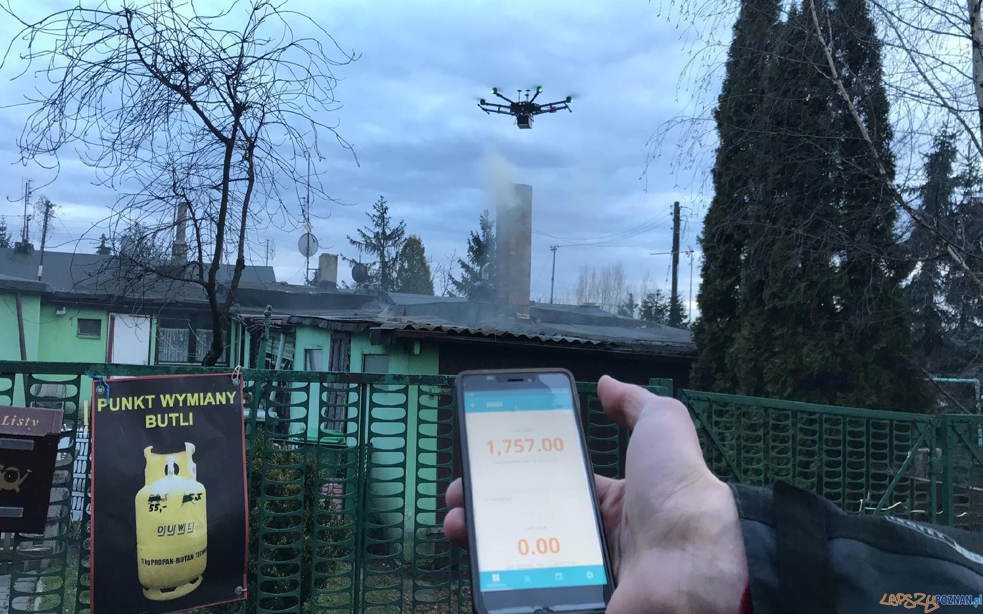Dron  Foto: materiały prasowe / UMP