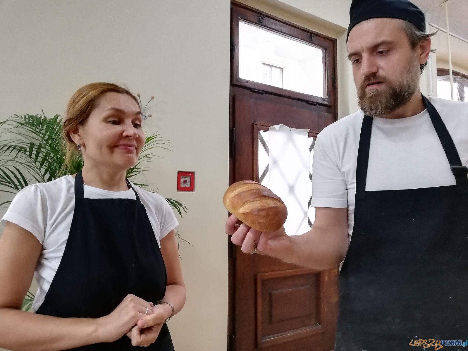 Małżeństwo Boltenkov - Le petite patisserie - Klasztorna / Wielka  Foto: Tomasz Dworek