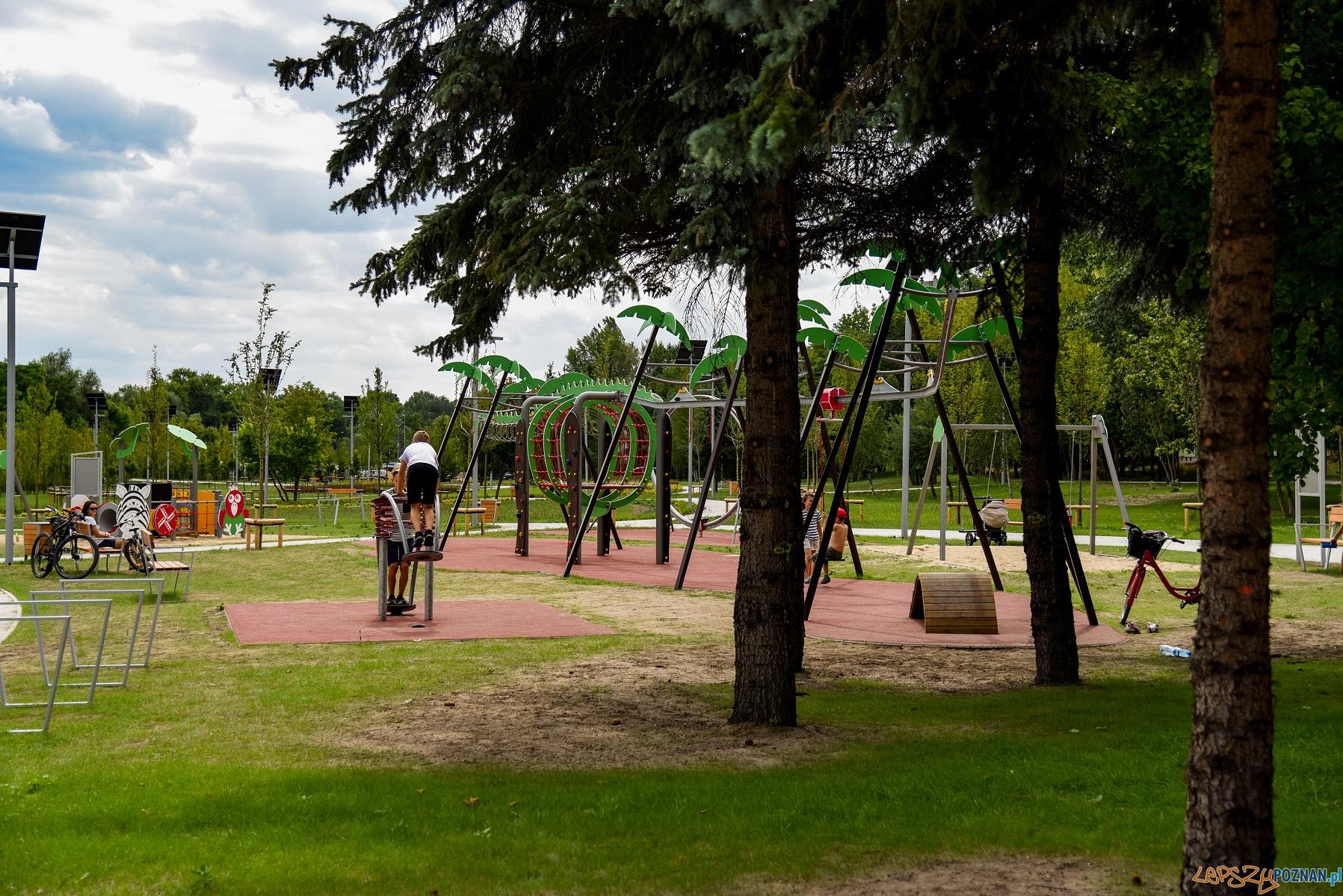 Park Bambrów w Poznaniu  Foto: materiały prasowe / UMP