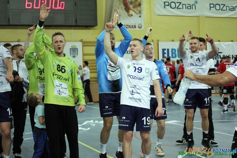 WKS_Grunwald_Poznań_-_MKS_Wieluń__84_  Foto: sportowy-poznan.pl / Elżbieta Skowron