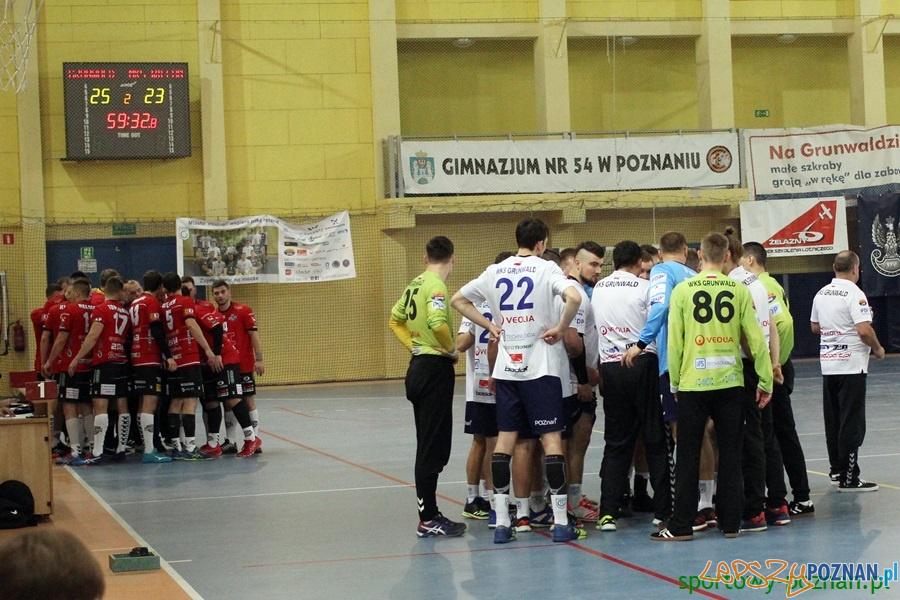 WKS_Grunwald_Poznań_-_MKS_Wieluń__72_  Foto: sportowy-poznan.pl / Elżbieta Skowron