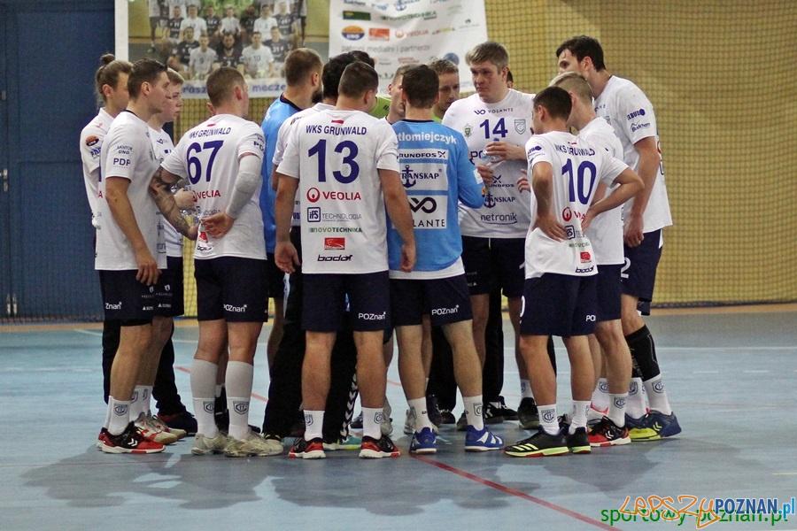WKS_Grunwald_Poznań_-_MKS_Wieluń__45_  Foto: sportowy-poznan.pl / Elżbieta Skowron