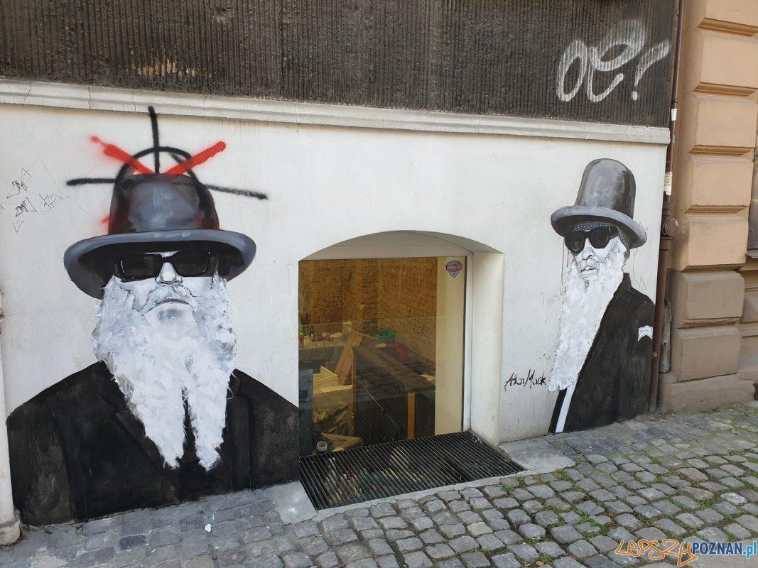 Murale na Mostowej - ulica Krokodyli (5) Foto: materiały prasowe MZD