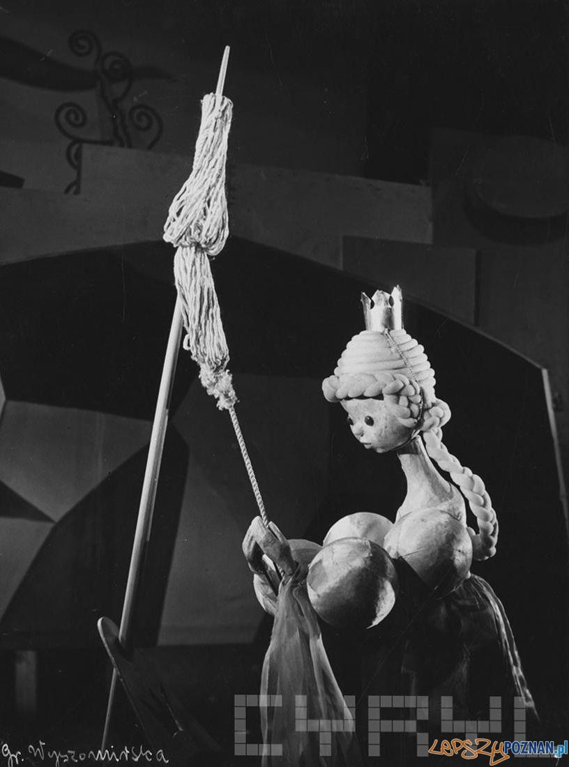 Teatr Marcinek Tomcio Paluszek Jerzego Zaborowskiego -  5.12.1959  Foto: Grazyna Wiszomirska / Cyryl
