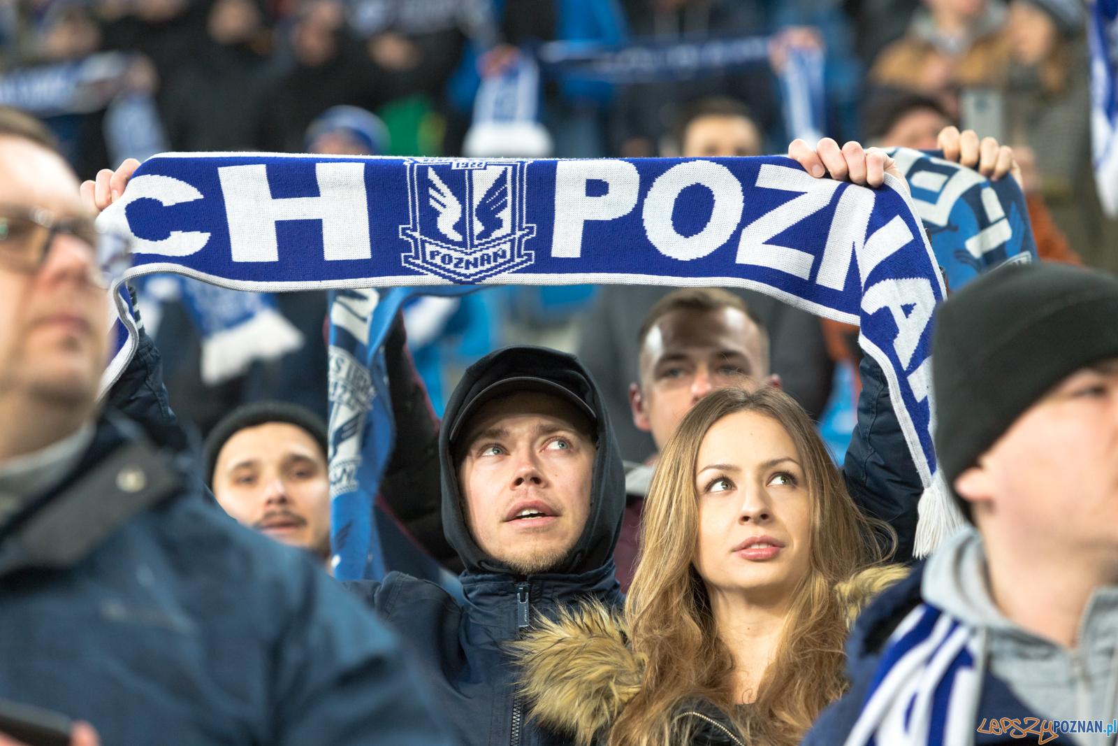 KKS Lech Poznań - Górni Zabrze (najlepsi kibice na świecie)  Foto: lepszyPOZNAN.pl/Piotr Rychter