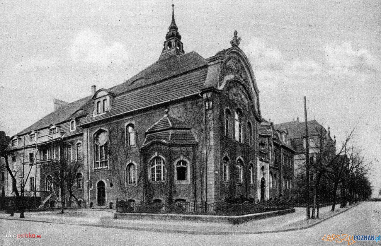 Mickiewicza Budynek Izby Przemysłowo Handlowej  Foto: fotopolska