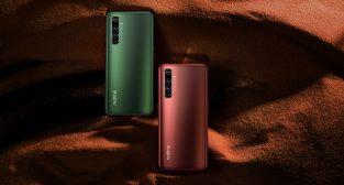 realme X50 Pro red green  Foto: realme