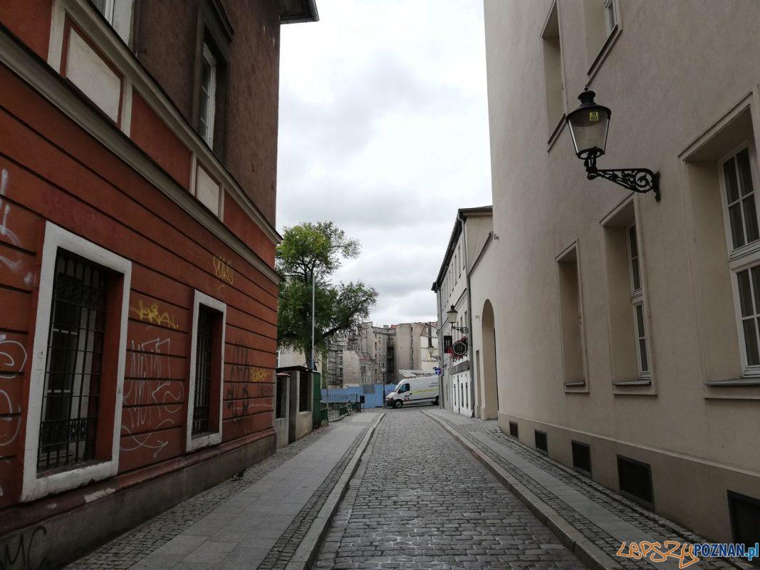 Ul. Murna w stronę Koziej Foto: Tomasz Dworek