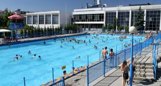 Pływalnia Chwiałka  Foto: Adam Ciereszko / POSiR