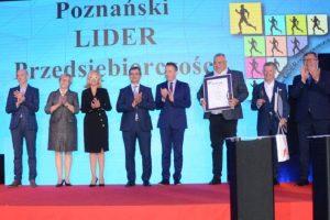 Poznanski Lider Przedsiebiorczosci (1)  Foto:
