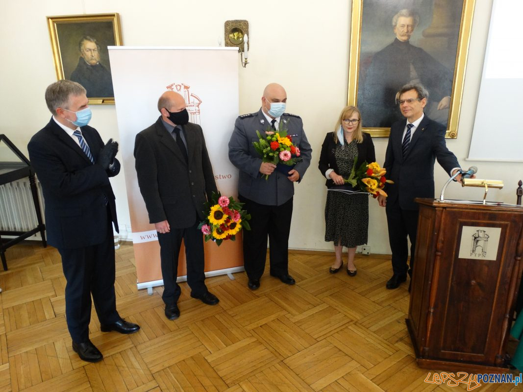 Nagroda PTPN Foto: Alina Kucharska