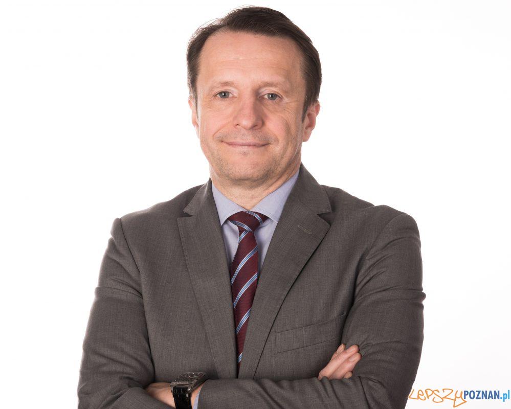 Rektor Uniwersytetu Przyrodniczego prof. dr hab. Krzysztof Szoszkiewicz Foto: materiały prasowe