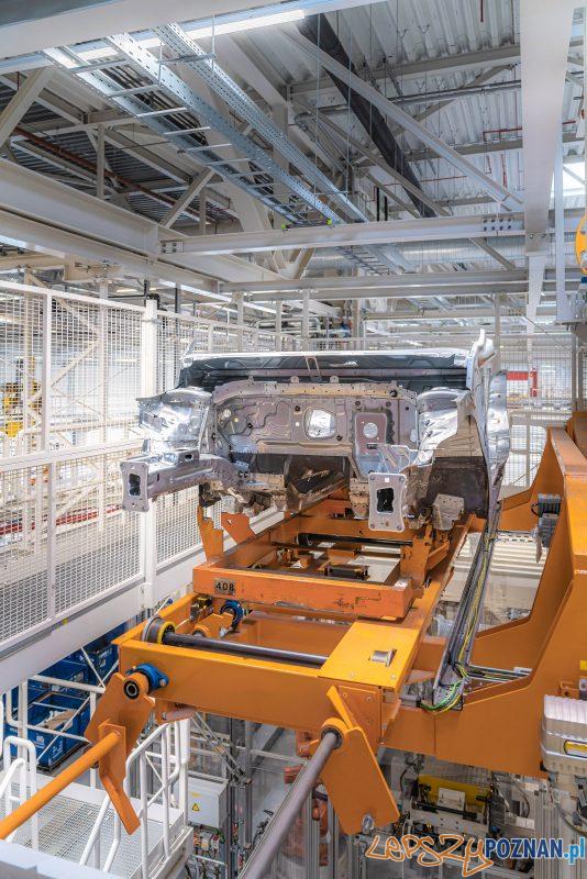 Nowa hala VW Poznań - lipiec 2020 Foto: